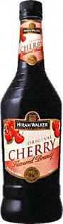 Hiram Walker Brandy Cherry 750ml